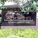 The Address Sukhumvit 42 1