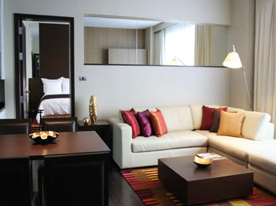 Marriott Executive Apartment Sukhumvit Park Bangkok 3
